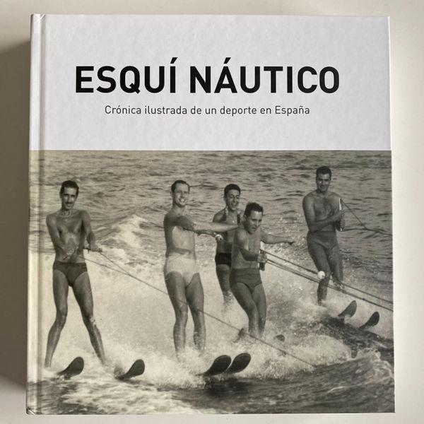 Libro Esquí Naútico